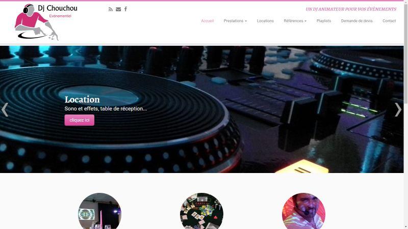 DJ Chouchou Evenementiel